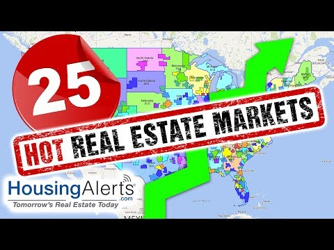 25 Real Estate Investing Markets to Watch in 2019