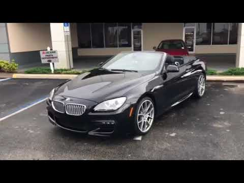 2014 BMW 650i Convertible