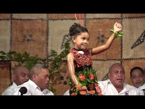 Beautiful Tonga - Heilala Festival 2016 - Opening Night Part 1