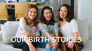 Caesarean Section vs Natural Birth: Our Birth Stories with Jen Chae!