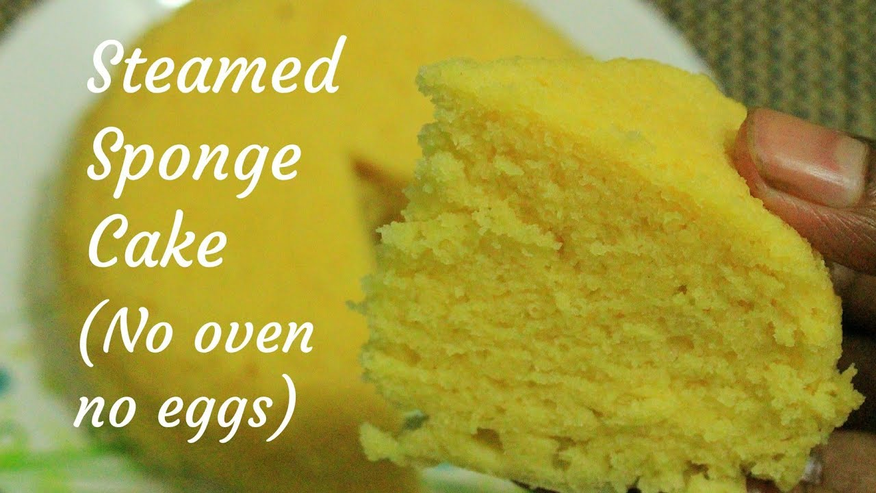 Cooking Cake Without Oven