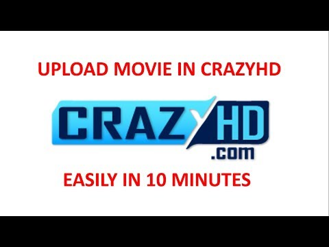 How to upload movie/torrent in crazyhd com | Let's Learn