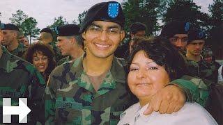 Damián López Rodriguez: A son, a soldier, a dreamer | Hillary Clinton