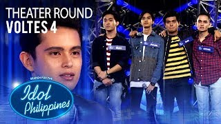 """Voltes 4 sings """"Always Be My Baby"""" at Theater Round   Idol Philippines 2019"""