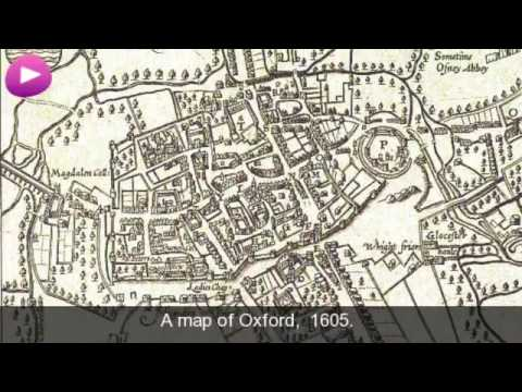 Oxford Wikipedia travel guide video. Created by Stupeflix.com