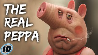 Gambar cover Top 10 DARK Peppa Pig Theories That Will RUIN Your Childhood