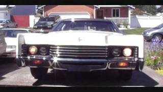 1970 lincoln continental 460 (7.5)