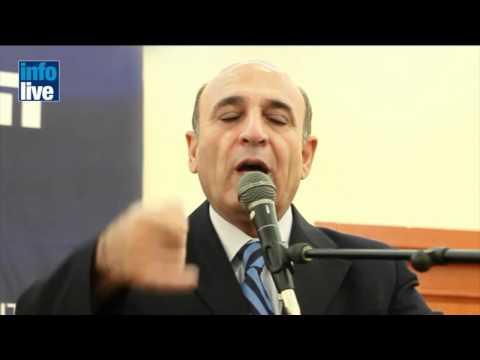 Mofaz vocal about replacing Netanyahu