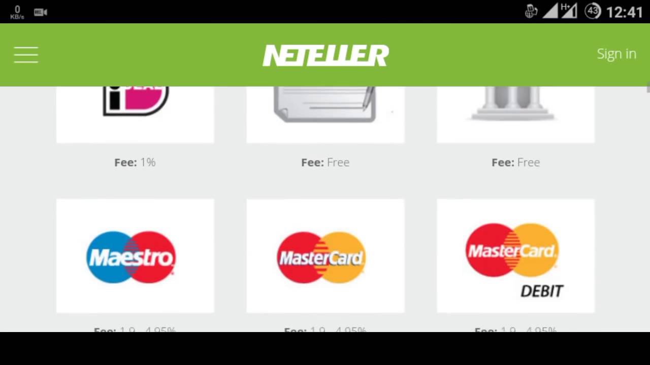Free Neteller Money
