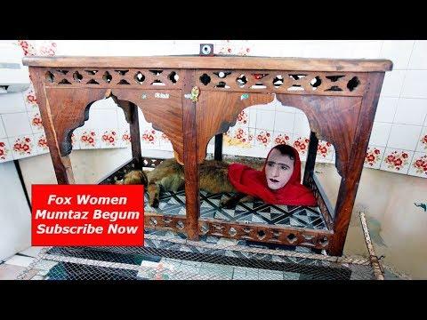 Mumtaz Begum Story Of Fox Women In Karachi Zoo Pakistan