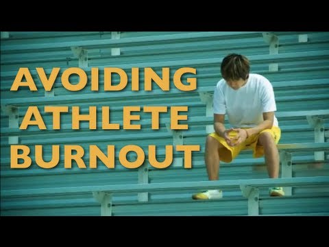 Avoiding Athlete Burnout in Youth Sports - Craig Sigl