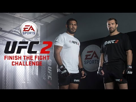 EA SPORTS UFC 2 | Finish the Fight Challenge