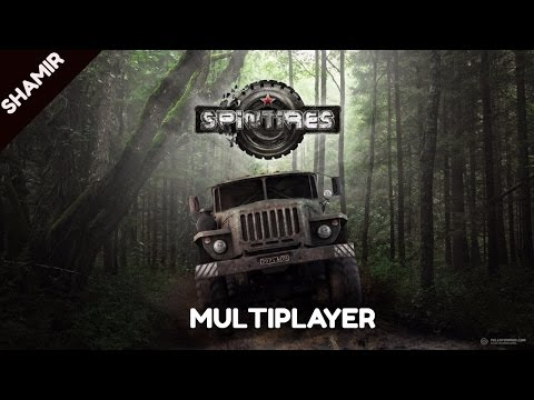 How To Download Spintires With Multiplayer Online For Free On Windows 7/8/10