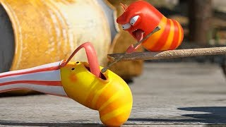 LARVA - STRAW | Cartoon Movie | Cartoons For Children | Larva Cartoon | LARVA Official