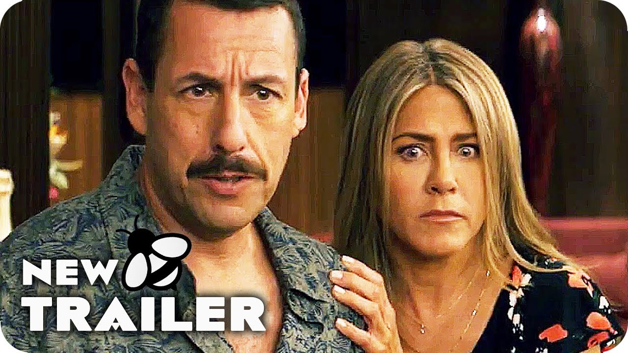 MURDER MYSTERY Trailer (2019) Adam Sandler, Jennifer Aniston Netflix Movie