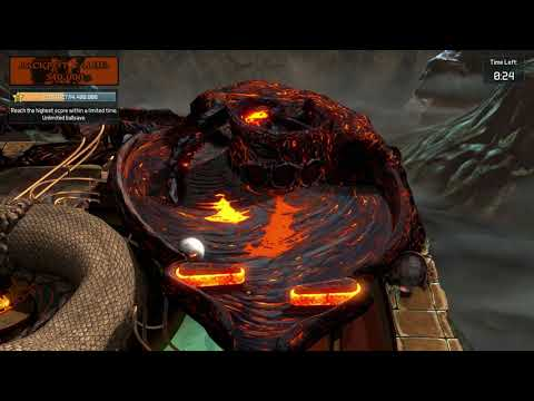 Pinball FX3 Son of Zeus Table - Rising To The Challenge