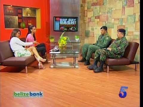 Belize Defense Force - Annual BDF Day Bash