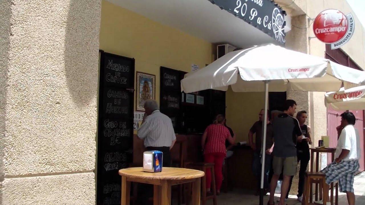 Bar bodeguita 20 pa c bar cervecer a sevilla este zona este youtube - Apartahoteles sevilla este ...