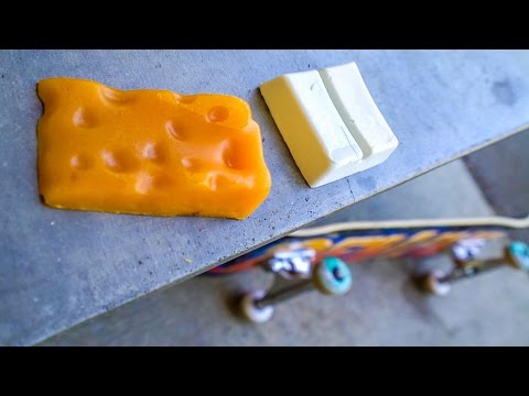 SKATE WAX VS SURF WAX