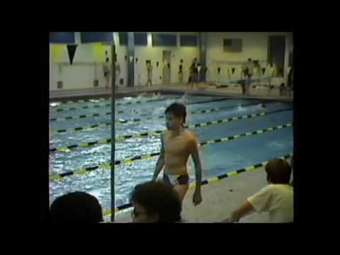 1992 Decatur Central at Lebanon Tiger Sharks boys 100 Freestyle