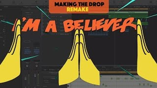 Making The Drop: Major Lazer & Showtek - Believer (Remake)