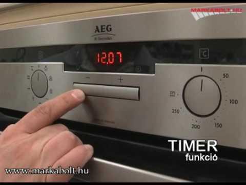 AEG B 4403 5 M sütő Márkabolt