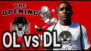 Ol vs dl / cat and mouse game - the opening