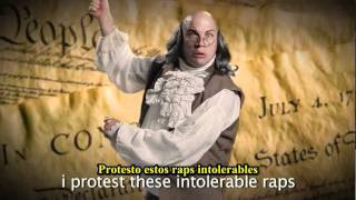 Billy Mays vs Ben Franklin  Epic Rap Battles of History 10 (Subtítulos en Español)