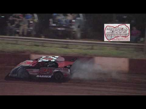Rome Speedway 9/6/15 Pony Feature!