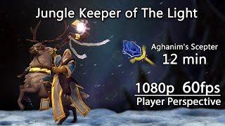 Jungle Keeper of the light - Aghanim's Scepter 12 min