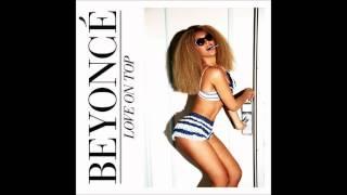 Beyonce - Love On Top Karaoke / Instrumental with lyrics
