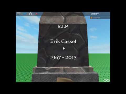 R.I.P Erik Cassel 1967 - 2013