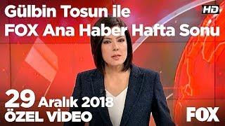 Yeni yılda kredi kartı faizleri artmayacak! 29 Aralık 2018 Gülbin Tosun ile FOX Ana Haber Hafta Sonu