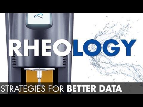 Strategies for Better Rheology Data - Part One - Understanding the Instrument