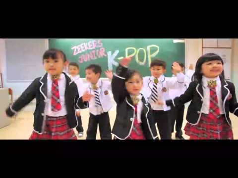 BIGBANG - 뱅뱅뱅 (BANG BANG BANG) HK KIDS VER. M/V  By Zeekers Junior
