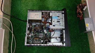 How to repair a Lenovo Thinkcenter A57 desktop PC