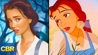 10 Shocking Truths Behind Popular Disney Movies