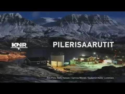 KNR TV Greenland logo (2018-present)
