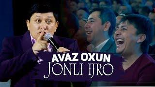 Avaz Oxun - Jonli ijro qizil kitobga kiritilibdi | Аваз Охун - Жонли ижро кизил китобга киритилибди