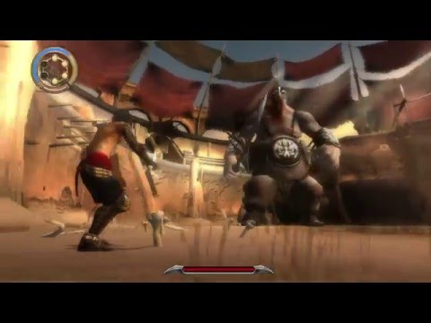 Prince of Persia:The Two Thrones All Boss Fights on Hard