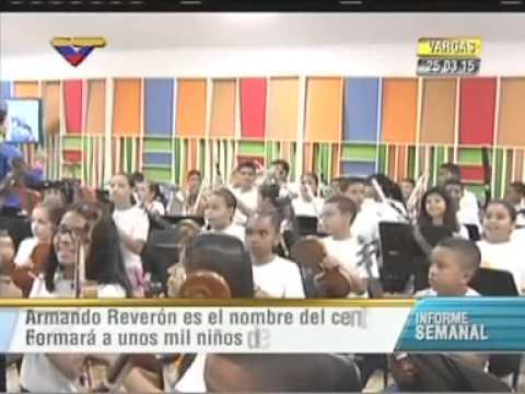 Informe Semanal Núcleo Armando Reverón