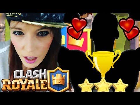MI SONO INNAMORATA DI UN FAN! Clash Royale