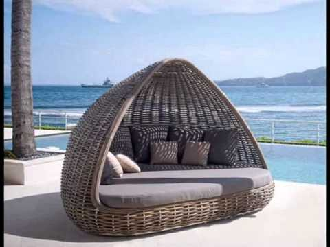 decoracion terrazas y jardines novedades en sofas de