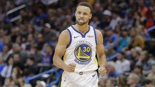 Stephen Curry 22 Pts 3rd Quarter 8 Threes T-Wolves 2018-19 NBA Season