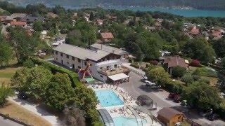 Vidéo de présentation du Camping La Ferme
