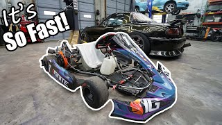 modding-my-new-go-kart-and-wrecking-it-at-the-track