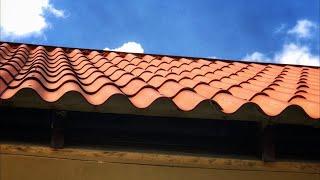 Как Защитить Крышу от Птиц - Воробьи Вредители