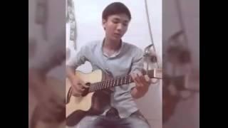This love(hậu duệ mặt trời) guitar cover by Thành Đạt