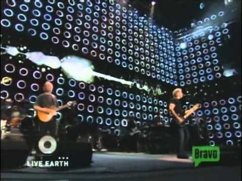 Roger Waters - Live Earth 2007 (TV)- Eclipse