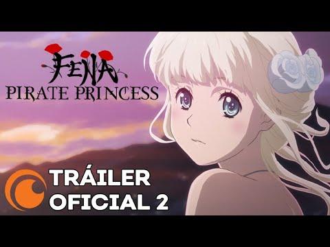 Fena: Pirate Princess l TRÁILER OFICIAL 2 (sub. español)